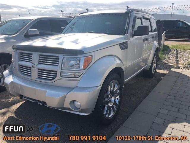 2008 Dodge Nitro SLT/RT (Stk: P0608) in Edmonton - Image 1 of 1