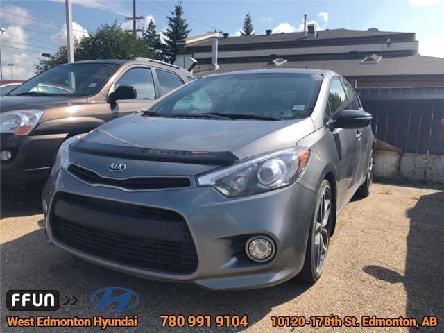 2014 Kia Forte  (Stk: P0601) in Edmonton - Image 1 of 1