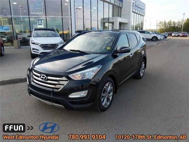 2013 Hyundai Santa Fe Sport  (Stk: E4005A) in Edmonton - Image 2 of 23