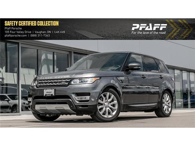 2014 Land Rover Range Rover Sport V6 HSE (Stk: P12952A) in Vaughan - Image 1 of 22
