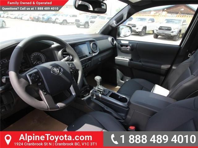 2018 Toyota Tacoma SR5 (Stk: X035716) in Cranbrook - Image 9 of 18