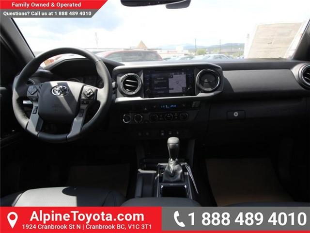 2018 Toyota Tacoma SR5 (Stk: X035716) in Cranbrook - Image 10 of 18