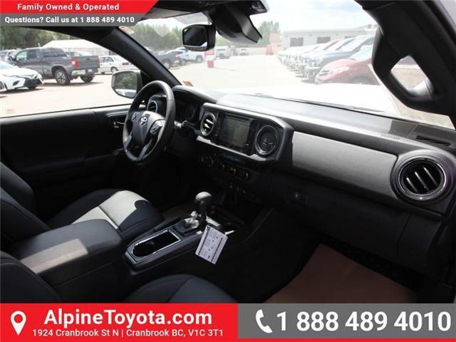 2018 Toyota Tacoma SR5 (Stk: X035716) in Cranbrook - Image 11 of 18