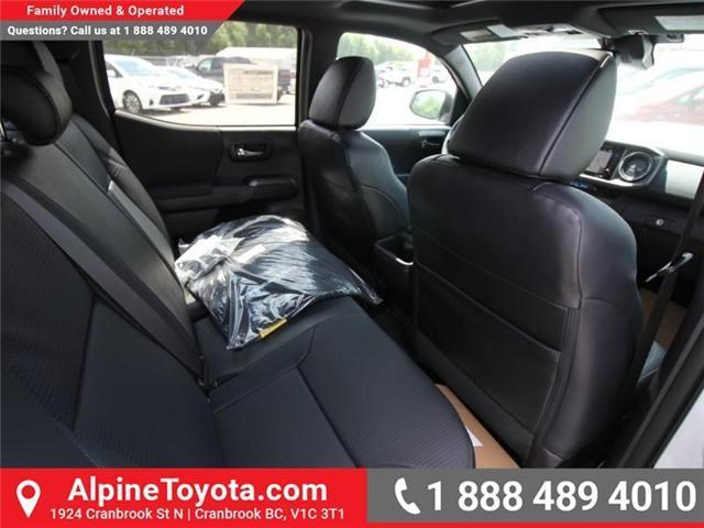 2018 Toyota Tacoma SR5 (Stk: X035716) in Cranbrook - Image 12 of 18