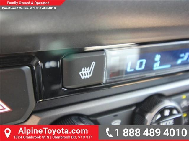 2018 Toyota Tacoma SR5 (Stk: X035716) in Cranbrook - Image 14 of 18