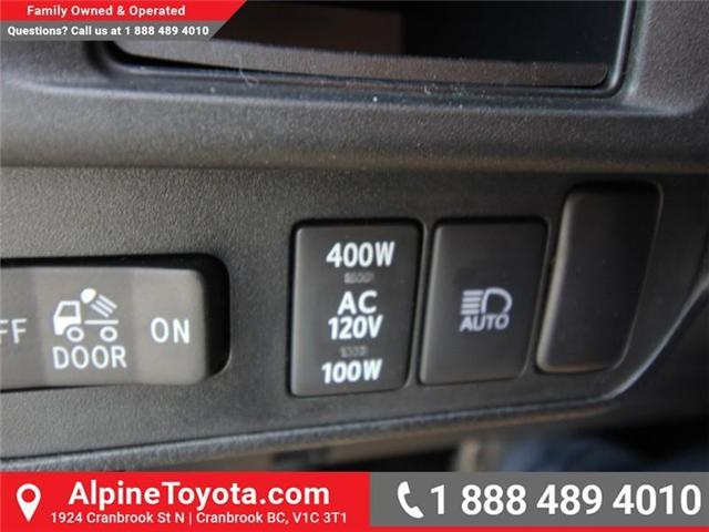 2018 Toyota Tacoma SR5 (Stk: X035716) in Cranbrook - Image 15 of 18