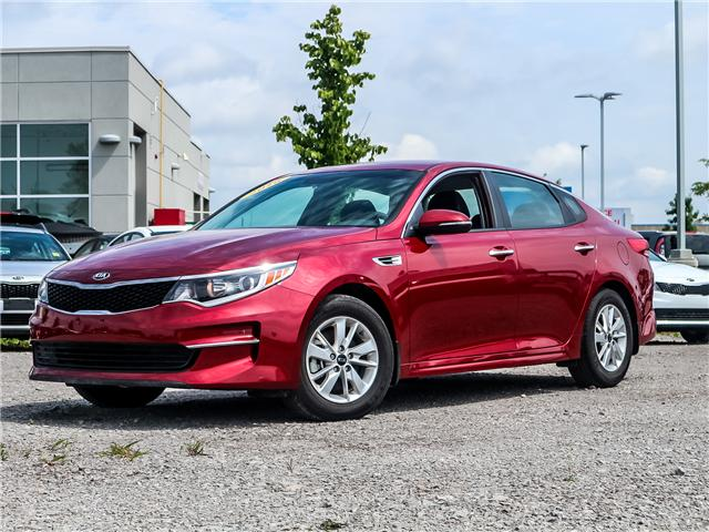 2016 Kia Optima LX (Stk: 6367P) in Scarborough - Image 1 of 23