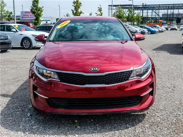 2016 Kia Optima LX (Stk: 6367P) in Scarborough - Image 2 of 23