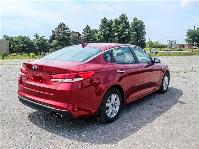 2016 Kia Optima LX (Stk: 6367P) in Scarborough - Image 5 of 23