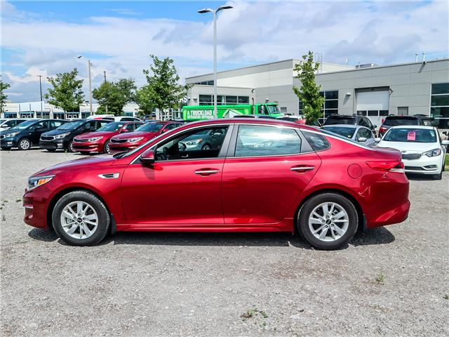 2016 Kia Optima LX (Stk: 6367P) in Scarborough - Image 8 of 23