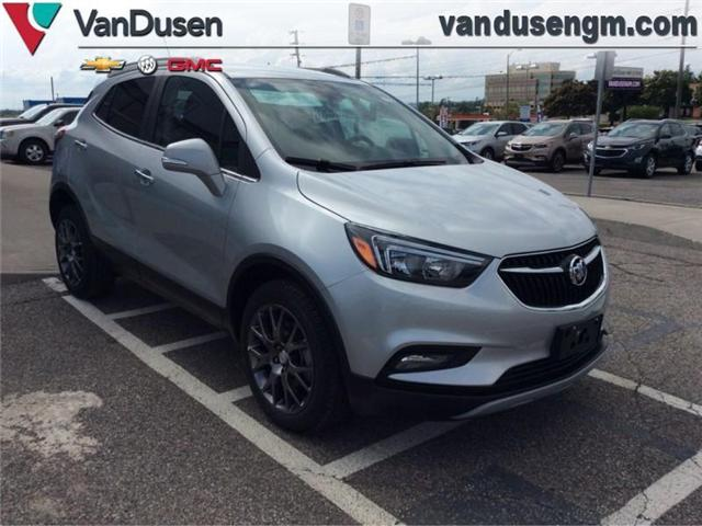 2018 Buick Encore Sport Touring (Stk: 183896) in Ajax - Image 1 of 20