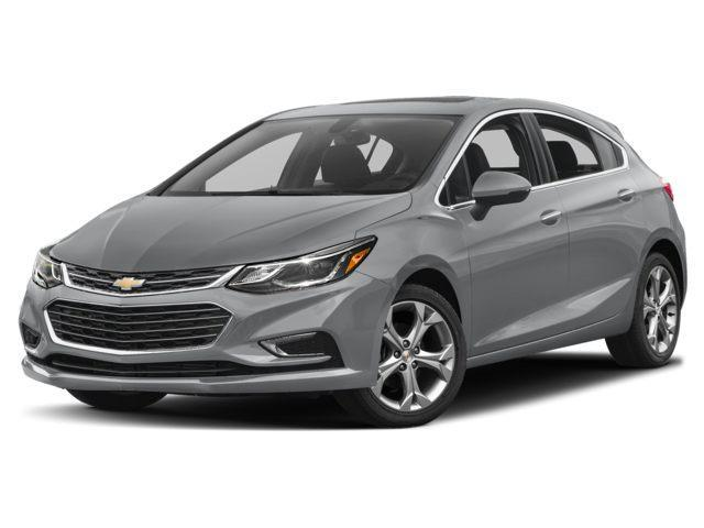 2018 Chevrolet Cruze Premier Auto (Stk: 8652726) in Scarborough - Image 1 of 9