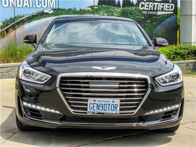 2018 Genesis G90 3.3T Ultimate (Stk: U05937) in Toronto - Image 2 of 22