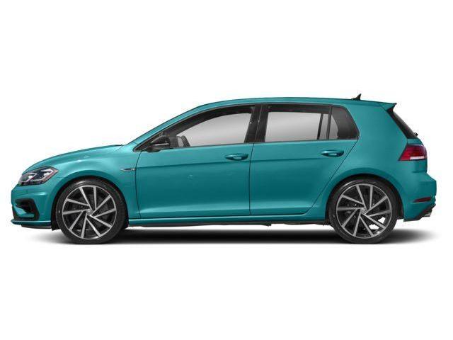 2018 Volkswagen Golf R 2.0 TSI (Stk: 95654) in Toronto - Image 2 of 9
