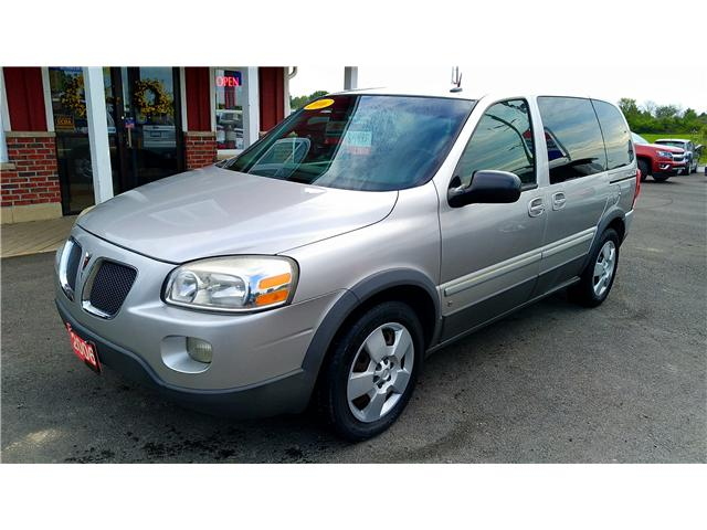 2006 Pontiac Montana SV6 FWD (Stk: ) in Dunnville - Image 1 of 16