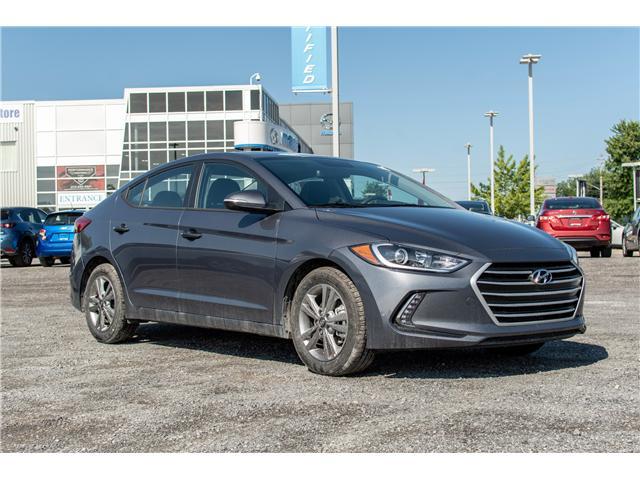 2018 Hyundai Elantra GL (Stk: R85547) in Ottawa - Image 1 of 10
