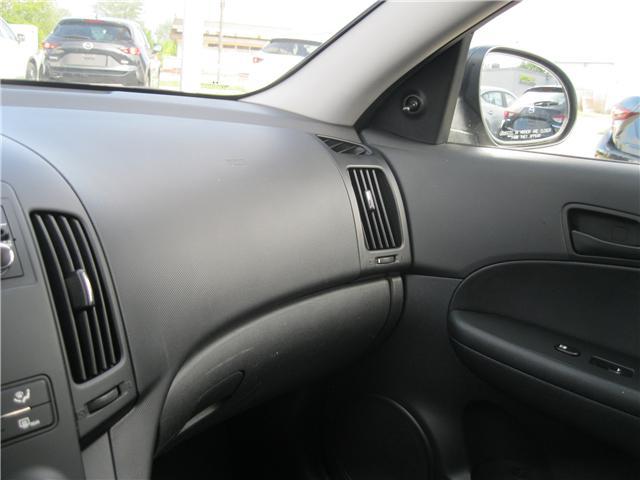 2009 Hyundai Elantra Touring GL (Stk: 18188A) in Stratford - Image 13 of 16