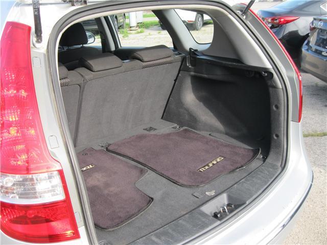 2009 Hyundai Elantra Touring GL (Stk: 18188A) in Stratford - Image 15 of 16