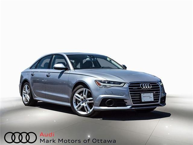 2017 Audi A6 3.0T Technik (Stk: 89968) in Nepean - Image 1 of 22