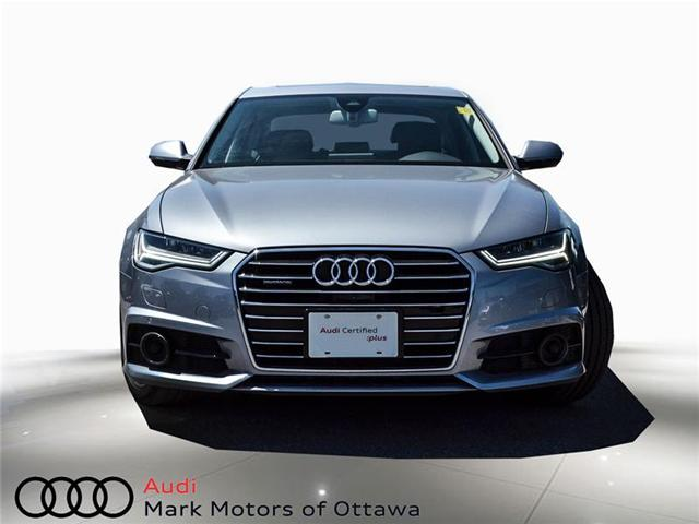 2017 Audi A6 3.0T Technik (Stk: 89968) in Nepean - Image 2 of 22