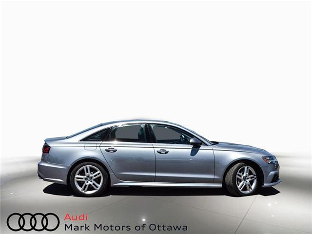 2017 Audi A6 3.0T Technik (Stk: 89968) in Nepean - Image 3 of 22