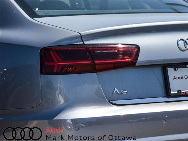 2017 Audi A6 3.0T Technik (Stk: 89968) in Nepean - Image 6 of 22