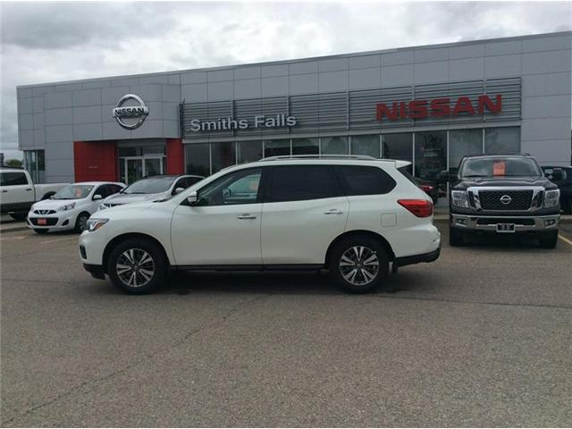 2018 Nissan Pathfinder SL Premium (Stk: 18-255) in Smiths Falls - Image 1 of 14