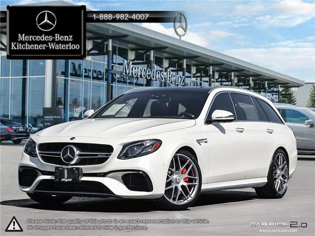 2018 Mercedes-Benz AMG E 63 S-Model (Stk: U3480) in Kitchener - Image 1 of 28