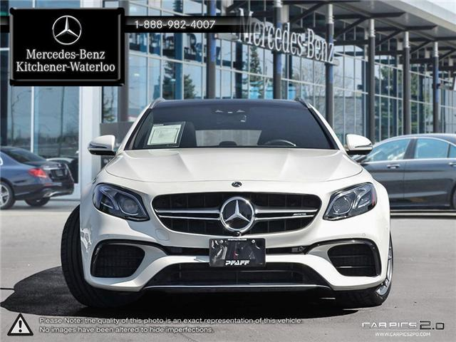 2018 Mercedes-Benz AMG E 63 S-Model (Stk: U3480) in Kitchener - Image 2 of 28