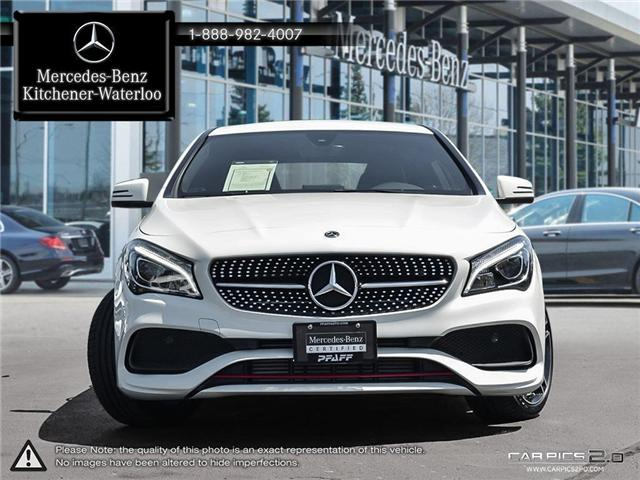 2018 Mercedes-Benz CLA 250 Base (Stk: U3519) in Kitchener - Image 2 of 25