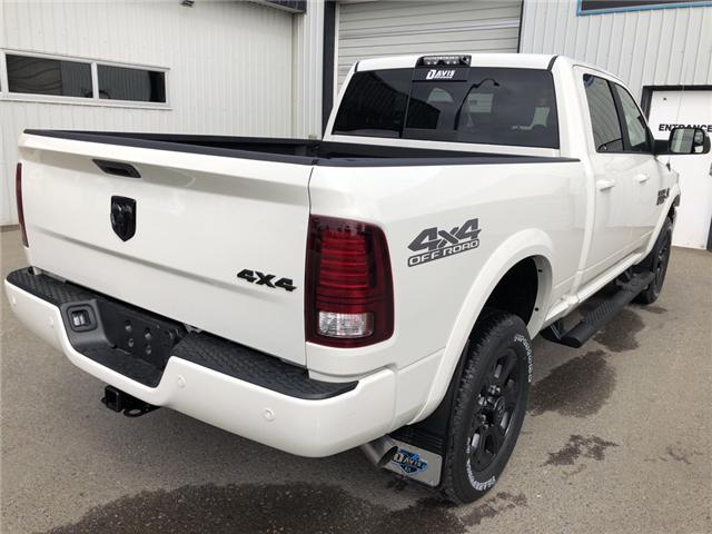 2018 RAM 2500 Laramie (Stk: 13409) in Fort Macleod - Image 4 of 22