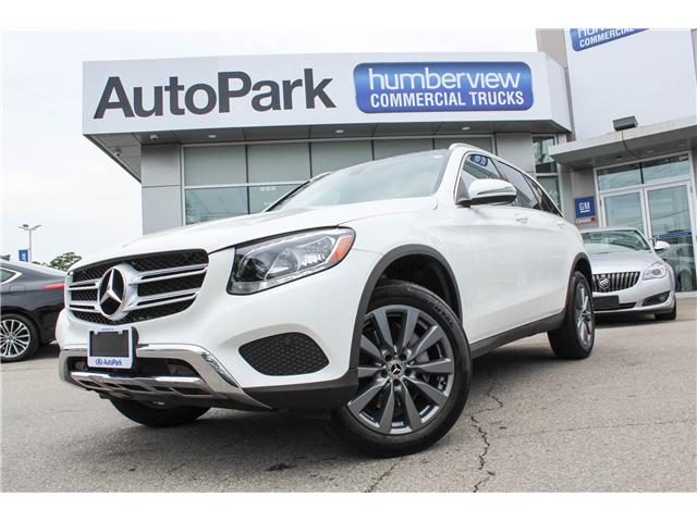 2017 Mercedes-Benz GLC 300 Base (Stk: AP2614 ) in Mississauga - Image 1 of 28