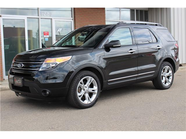 2013 Ford Explorer Limited (Stk: A94613) in Saskatoon - Image 1 of 27