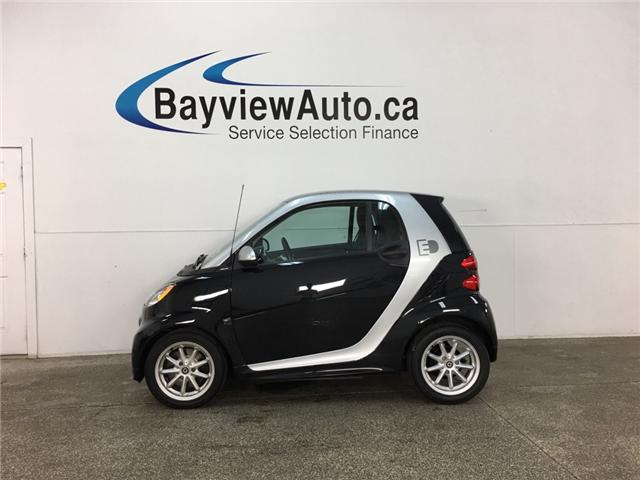 2014 Smart fortwo electric drive  (Stk: 33184W) in Belleville - Image 1 of 19