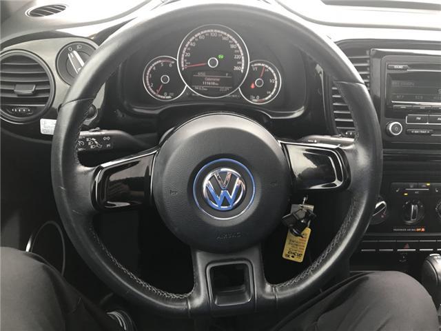 2013 Volkswagen Beetle 2.0 TDI Comfortline (Stk: 21303) in Pembroke - Image 10 of 10