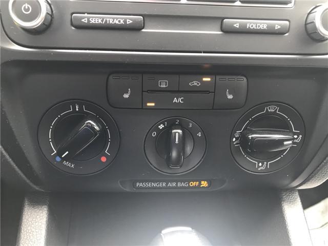2014 Volkswagen Jetta 2.0 TDI Trendline+ (Stk: 21291) in Pembroke - Image 7 of 9