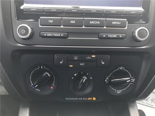 2014 Volkswagen Jetta 2.0 TDI Trendline+ (Stk: 21289) in Pembroke - Image 7 of 9