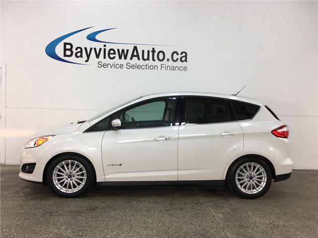 2016 Ford C-Max Hybrid SEL (Stk: 33185W) in Belleville - Image 1 of 29