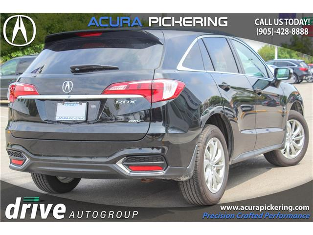 2018 Acura RDX Tech (Stk: AS084) in Pickering - Image 6 of 35