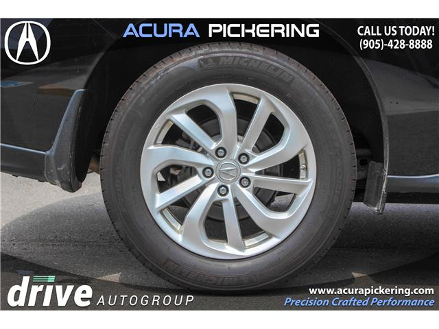 2018 Acura RDX Tech (Stk: AS084) in Pickering - Image 28 of 35