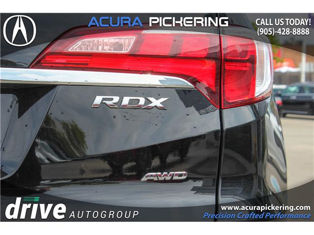 2018 Acura RDX Tech (Stk: AS084) in Pickering - Image 29 of 35