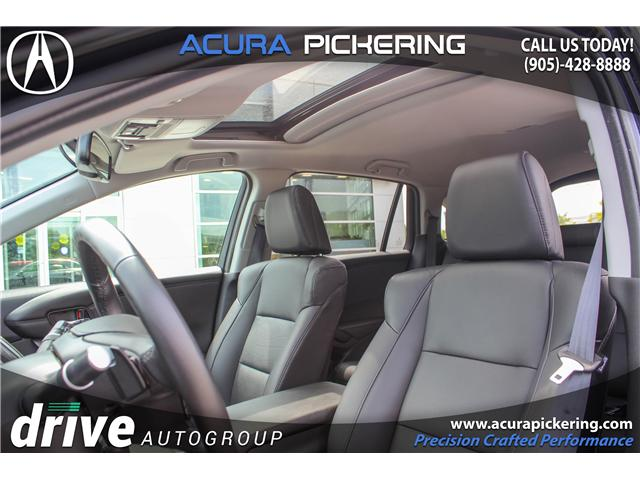 2018 Acura RDX Tech (Stk: AS084) in Pickering - Image 10 of 35