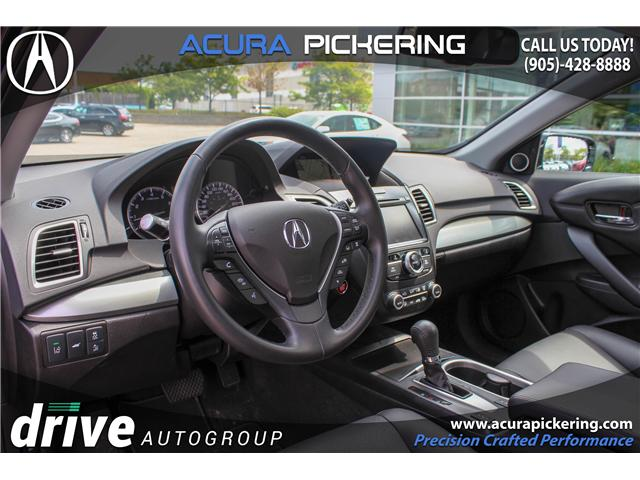 2018 Acura RDX Tech (Stk: AS084) in Pickering - Image 11 of 35