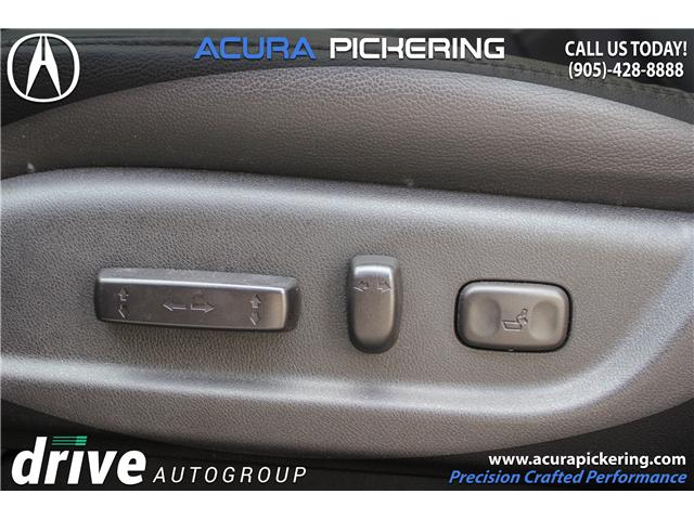2018 Acura RDX Tech (Stk: AS084) in Pickering - Image 25 of 35