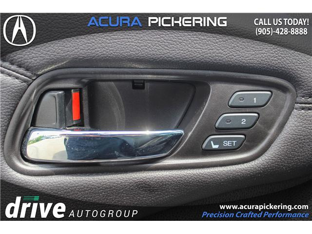 2018 Acura RDX Tech (Stk: AS084) in Pickering - Image 24 of 35