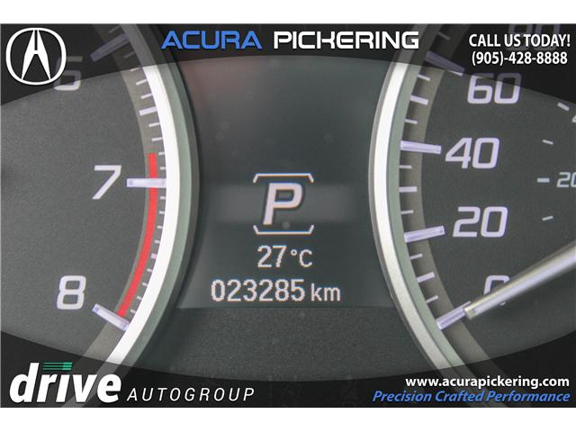 2018 Acura RDX Tech (Stk: AS084) in Pickering - Image 12 of 35