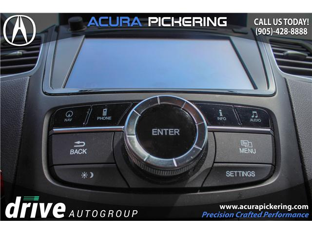 2018 Acura RDX Tech (Stk: AS084) in Pickering - Image 15 of 35