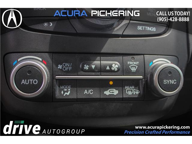2018 Acura RDX Tech (Stk: AS084) in Pickering - Image 16 of 35