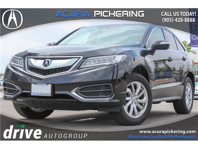 2018 Acura RDX Tech 5J8TB4H53JL801361 AS084 in Pickering
