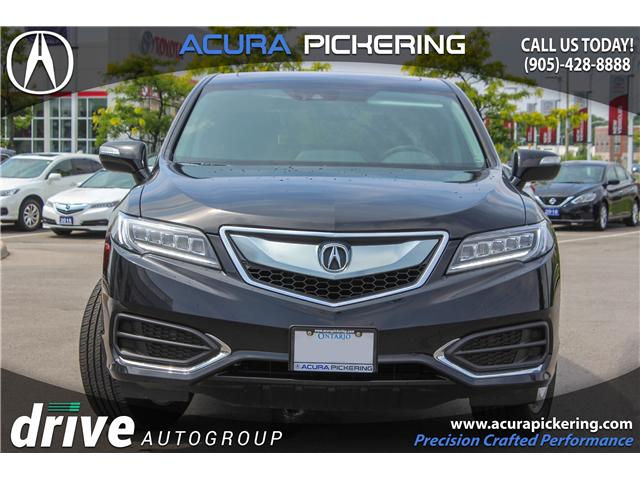 2018 Acura RDX Tech (Stk: AS084) in Pickering - Image 3 of 35